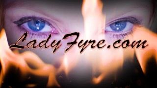 Impregnate Me or DIE! Executrix Porn by Lady Fyre Femdom  olivia fyre virtual sex point of view panties executrix bdsm redhead femdom mom milf butt rope mother mistress big boobs femdomme