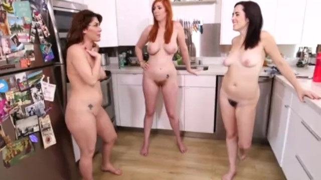 Lisa phillips lesbian Lesbian kitchen pee