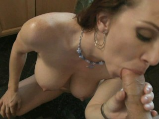 Www hd mom xxx sexy milf sucks and fucks until her tits are covered in cum milf mom mo