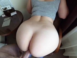 Real amateur homemade fuck and facial