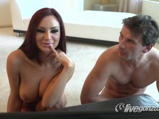 Amy Reid + Manuel Ferrara, pussy lovers