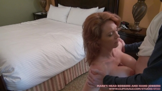 MILF with an attitude, Part 1 Dick squirting