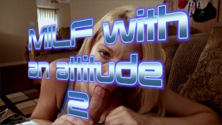 MILF with an attitude, part 2 Tied hard