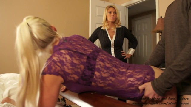 Strap on sex dancing party - Milf with an attitude, part 3