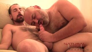Egara Man & Pocket Tempus Flip Fuck Bear on Otter