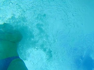 Saltando en la piscina (Just for Fun) - No Sex - ~ A Short Velvet ~