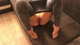 Blonde Fit Teen gets ASS DESTROYED by Huge Cock ( ANAL CREAMPIE !) Glam bisexual