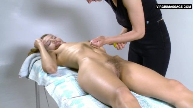 At hairy Lika volosatik sexy hairy massage