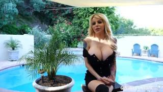 Danielle big at tits derek ggg gangbangcreampiecom blonde skinny