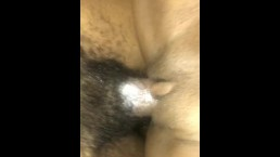 Wet tight pussy
