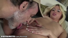 Grandpas Dick is Huge for Amateur Teen