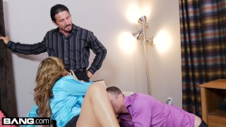 BANG Confessions - Richelle Ryan Cuckold family fuckfest  bang confessions big ass big tits hot wife italian bang cuckold milf threesome brother housewife thanksgiving richelle ryan cheating wife family dinner