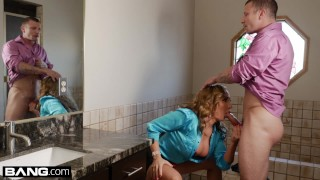 BANG Confessions - Richelle Ryan Cuckold family fuckfest  bang confessions big ass big tits hot wife italian cuckold milf threesome brother housewife bang bubble butt thanksgiving richelle ryan cheating wife family dinner