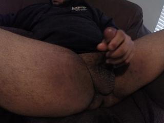 Masturbating BBC 2