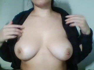 LATINA TEEN ON WEBCAM