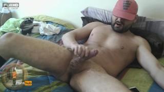 Cum hot stretching and smoking balls cbt stud huge smoking