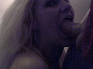 Wet and Waiting Part 3 Sucking on my Cock