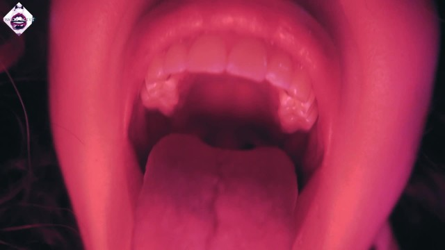 Alive does long sperm stay Giantess punishment - teasing you with my long tongue and eating you alive