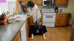 TSM - Kip tramples and jumps all over me