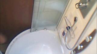 my in the shower  shower european shower masturbation