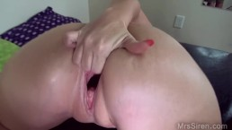 Curvy Wife Satisfied by Husband's Friend