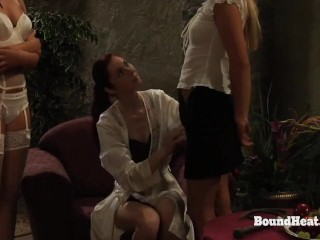 Disappeared On Arrival: Big Butt Slave Whipped Merciless
