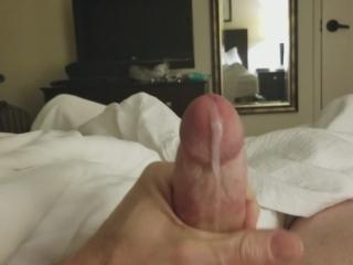 Quick Hotel Jerk Off Cumshot 60fps