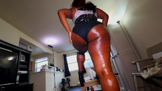 Preview 1 of Big BOOTY Jade -Slob On My Nob