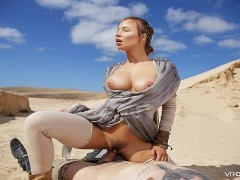 VRCosplayX.com Star Wars Sex Parody With Taylor Sands Getting Banged