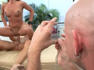 Cuckold Hubby Watch his Hot Milf Wife get Fucked