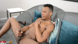 ROCKSBOYS Alex Drake Getting A Little Play Time In for Himself