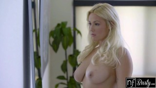 NF Busty - Horny Kylie Page Emotional Sex And Orgasm S2:E9 Oil brunette