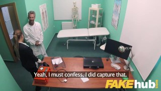 Fucking hospital czech cock docs sexy estate and sucking fake loves agent dick doggy