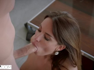 TUSHY Sexy French Girl Loves Anal