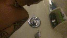 Drinking boy piss