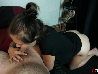 Linsey Gives Great Head - LJFOREPLAY