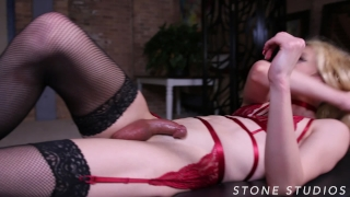 Doms up sasha de edged by used and slave sex horny tied sade fem ts tranny lesbian
