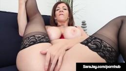 Big Booty Professor Ms. Sara Jay Makes Student Lose His Load