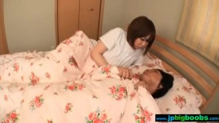 日本妈妈和儿子做爱真实