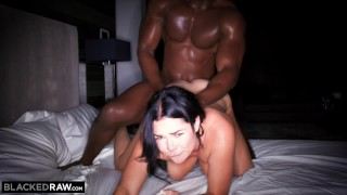 Red his cheated head bbc with blackedraw girlfriend red facial