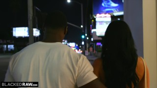BLACKEDRAW His red head Girlfriend cheated with bbc Big cock