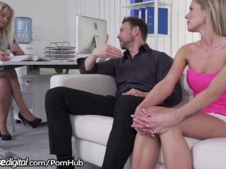 Katee Big Tits Fucking, Dirty Couple Fucks Horny Little Teen Big Dick Blonde Hardcore MILF Pornstar