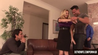 Ass angela housewife attison fucking cougar angela
