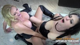 Briana Banks and Jessica Jaymes - Lusty Lesbian Love