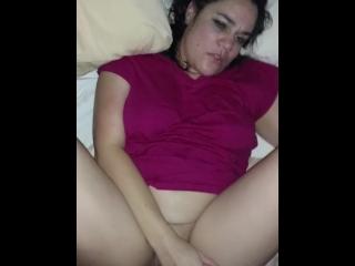 Good morning sex with sleepy wife - POV