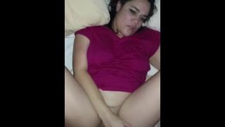 Good morning sex with sleepy wife POV