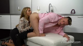 Family the girlsrimming rimjob wife fuck fetish