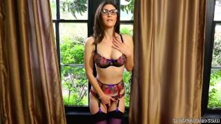 Amber Hahn - Taking Your Virginity