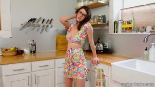 Amber Hahn - Kitchen Watersports Creamy young