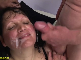 Tabitha Stevens Shows She Knows How To Milk A Cock